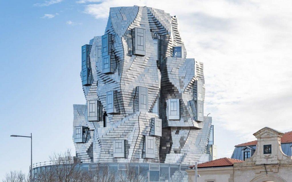L'Isérois Serge Ferrari associé à l'exceptionnel chantier du musée Luma à Arles, signé de l'architecte-star Franck Gehry