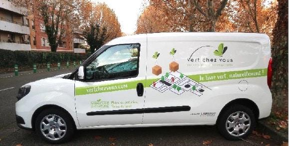 """Filiale du groupe Labatut, """"Vert Chez Vous"""", spécialiste  de la livraison éco-responsable s'implante à Lyon"""