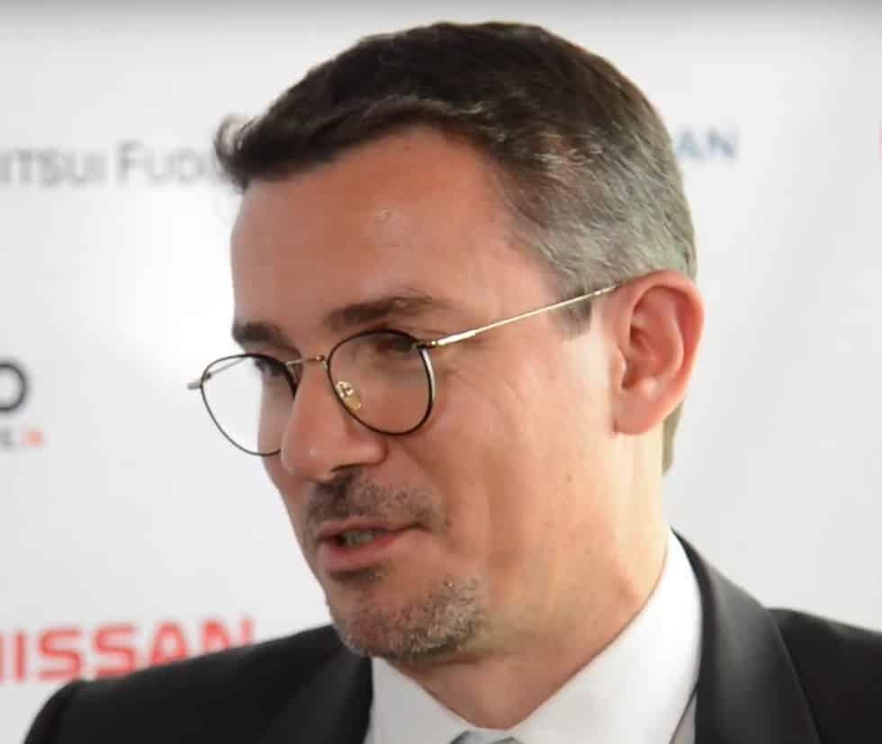Plastic Omnium crée le poste de directeur du développement durableet met à sa tête David Meneses
