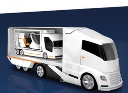 Solutrans, le plus grand rassemblement de véhicules industriels et urbains électriques revient à Lyon-Eurexpo du 19 au 23 novembre