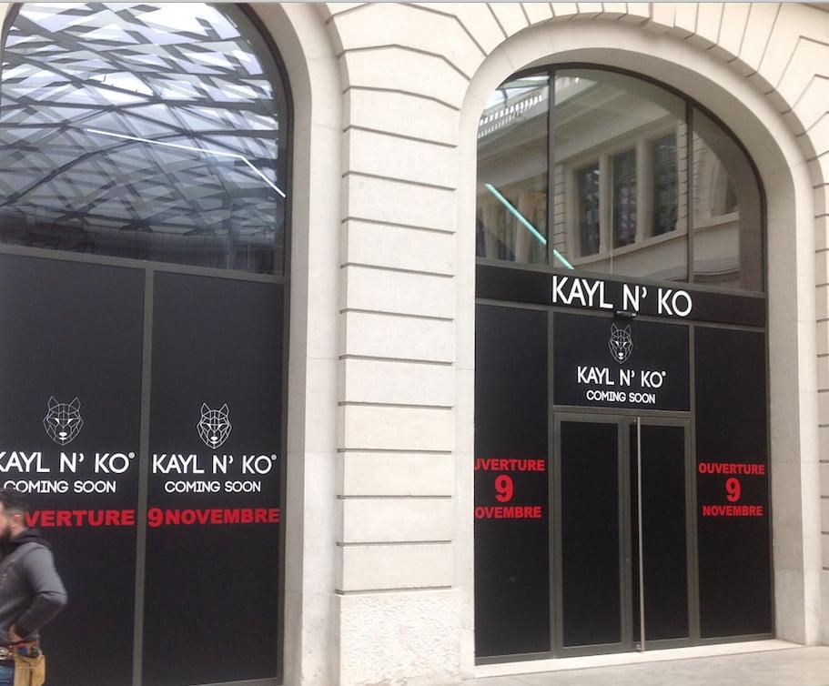 Création lyonnaise :  une grande boutique de prêt-à-porter, Kayl N'Ko a ouvert ses portes au Grand Hôtel-Dieu à Lyon