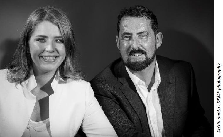 Passage de témoin au sein de Prisme Consulting : Virginie Decia-Mathiolon succède à Jacques Marcout