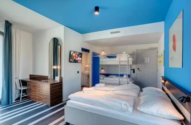 C'est la chaîne allemande qui monte : le 1er hôtel Meininger a ouvert se portes à Lyon avec…580 lits