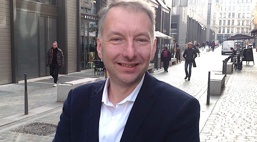 Il talonne Gérard Collomb dans les sondages : Bruno Bernard, le candidat Vert à la Métropole est aussi  chef d'entreprise