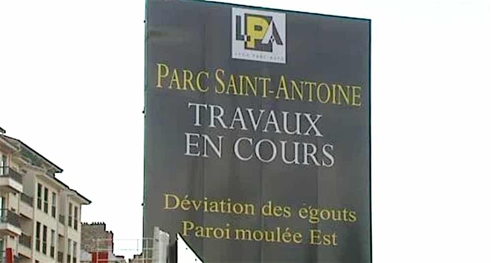 Enfin ! Le parking Saint-Antoine à Lyon devrait être opérationnel en septembre 2020
