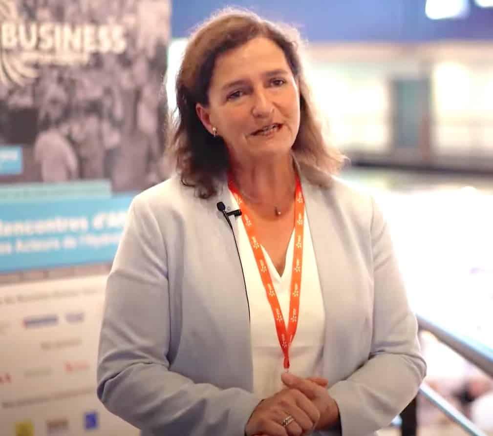 La filière se structure en Auvergne-Rhône-Alpes : Elisabeth Logeais animatrice de la toute nouvelle Délégation France Hydrogène