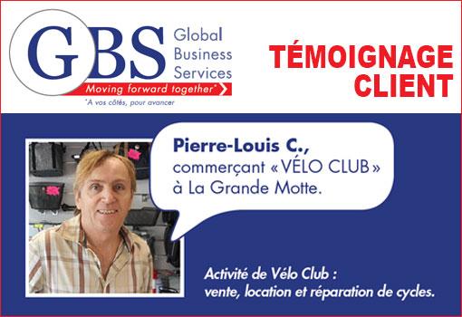 Pierre-Louis raconte son expérience de création d'identité visuelle et de communication en ligne avec GBS France [Témoignage]