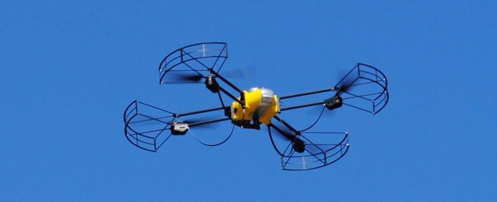 PLAN IMMEUBLE PAR DRONE – MESURE HABITAT PAR DRONE