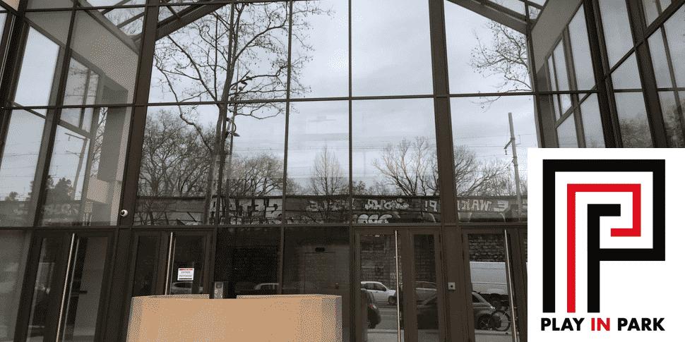 «Play'in park» : au sein de l'ex-Cité des Antiquaires s'élabore  le plus grand parc de loisirs indoor au cœur de la Métropole lyonnaise