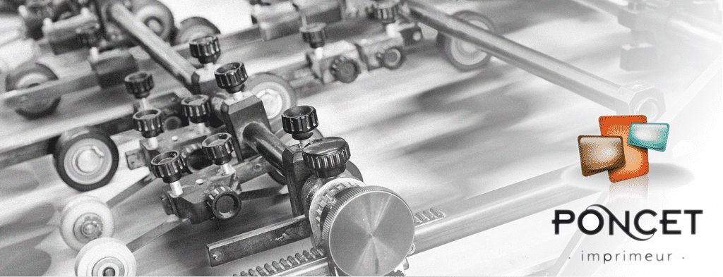 Poncet Imprimeur, l'imprimerie en Rhône-Alpes qui allie réactivité et qualité