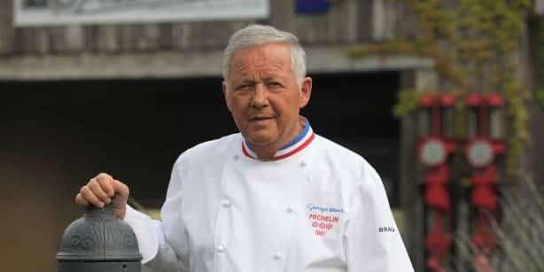 Le chef trois fois étoilé Georges Blanc (le Splendid et  Le Centre) quitte Lyon