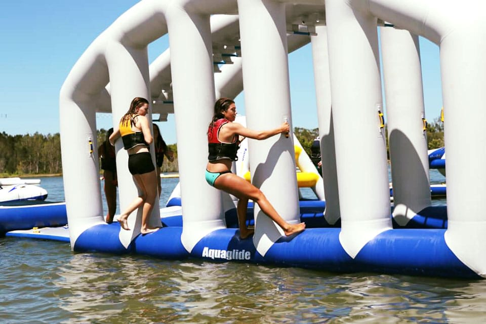 Pour vos événements professionnels les pieds dans l'eau, pensez au Grand Parc Miribel Jonage !