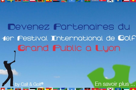 Premier Festival International de Golf Amateur en France