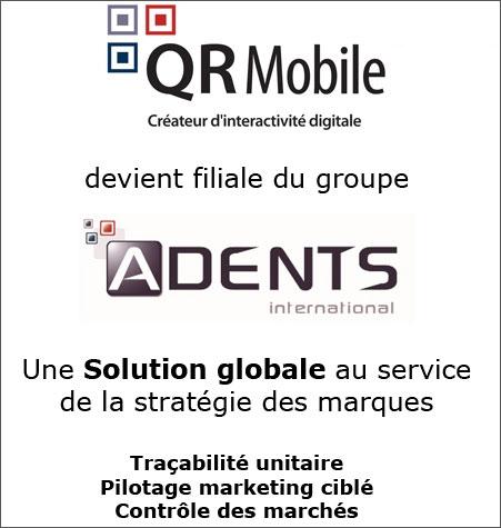 Première solution associant traçabilité unitaire, contrôle des marchés et marketing mobile