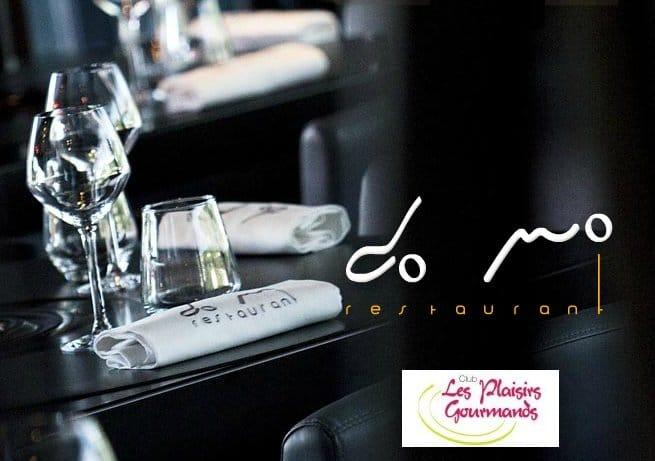 Prochain déjeuner Network du Club Plaisirs Gourmands le mardi 24 septembre 2013 au Do Mo Restaurant