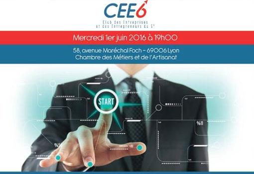 Quels choix de transformation numérique, comme accélérateur de business à l'international ? [CEE6 – conférence – 01/06/2016]