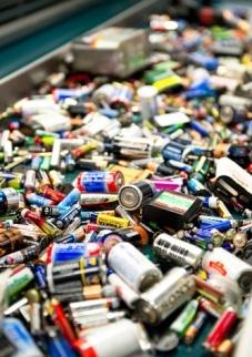 collecte et recyclage des piles
