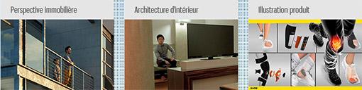 Perspectives immobilières et architectures