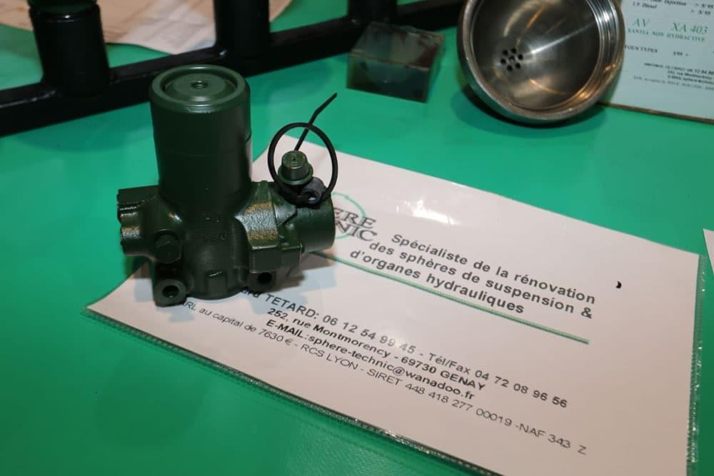 Rénovation conjoncteur disjoncteur voiture Citroën