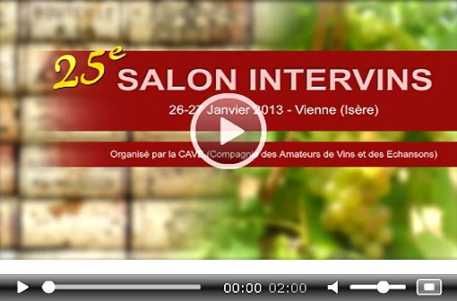 Reportage Salon Intervins – Vienne 2013