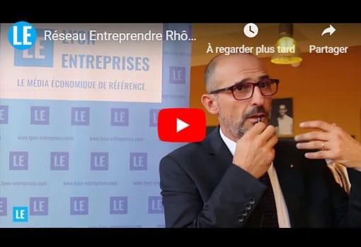 Réseau Entreprendre Rhône : plus de trente entrepreneurs récompensés