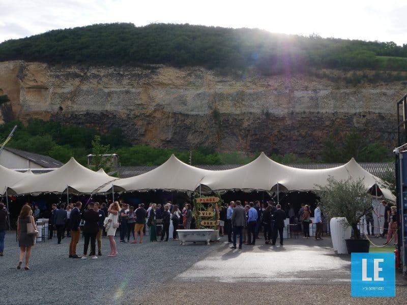 Retour en images sur la soirée RENCONTR'&VOUS du 20 Juin à La Cimenterie Éphémère