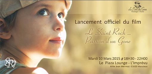 "Retour en images sur le lancement officiel du film ""Le Saint Roch … Passion d'un Gone"" par Opseene"
