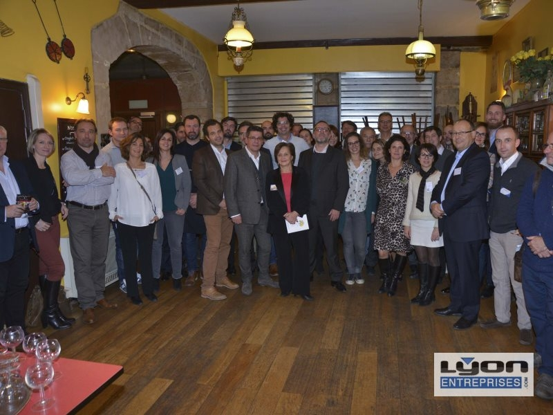 Retour sur la 39ème Soirée Réseau du Club Les Plaisirs Gourmands au restaurant Tête de Lard