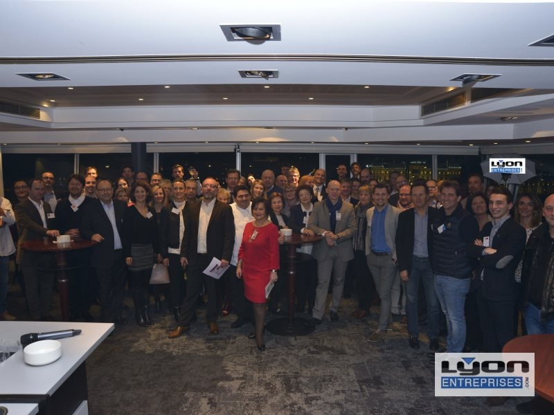 Retour sur la 41ème soirée Network du Club Les Plaisirs Gourmands au Sofitel Lyon Bellecour