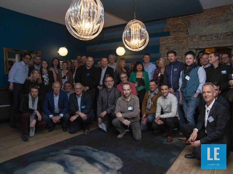 Retour sur la 57ème Soirée Network du Club Les Plaisirs Gourmands au restaurant Le Rive Gauche