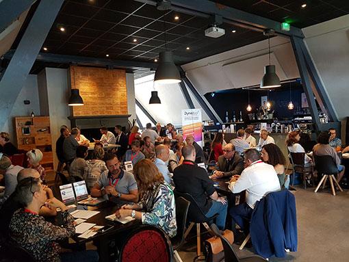 Retour sur la Rencontre Dirigeants au Restaurant les Lodges de Champagne au Mont D'Or