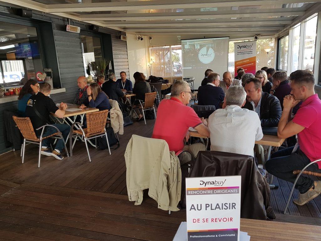 Retour sur la Rencontre Dirigeants Dynabuy à la Brasserie l'Esprit XV