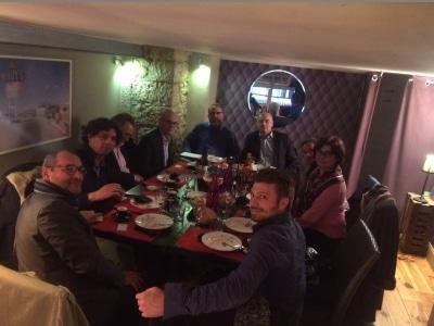"""Retour sur le Déjeuner Network #94 au restaurant """"Le Buron de Lyon"""""""