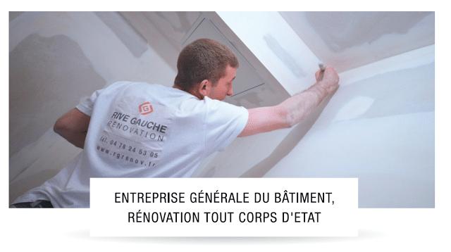 Retrouvez Rive Gauche Rénovation sur le web !