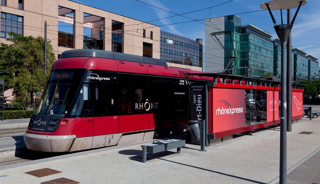 Lyon/St Ex: Vinci obtient 31millions d'euros d'indemnités du Sytral après la résiliation du contrat Rhônexpress