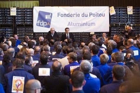 Saint-Jean Industries désigné par le tribunal de commerce sauveur de la Fonderie du Poitou