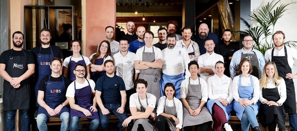 Renaissance de la Tour Rose-12 chefs et 2 bars pour 240 couverts : le pari économique de «Food Traboule»