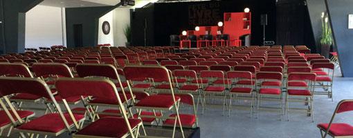 séminaire de direction - salles des hippodromes de Lyon