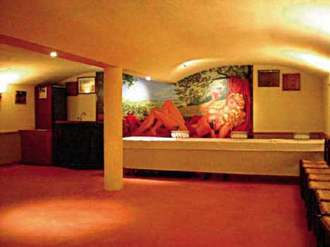 Salles de réception dans le Rhône : l'Espace Paradis du Château Blaceret Roy