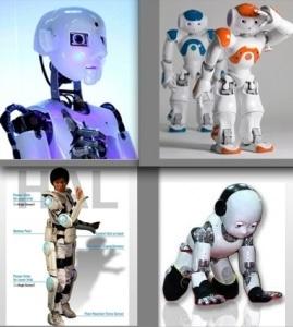 Salon Innorobo 2012 à Lyon : les robots à l'assaut de la Cité internationale