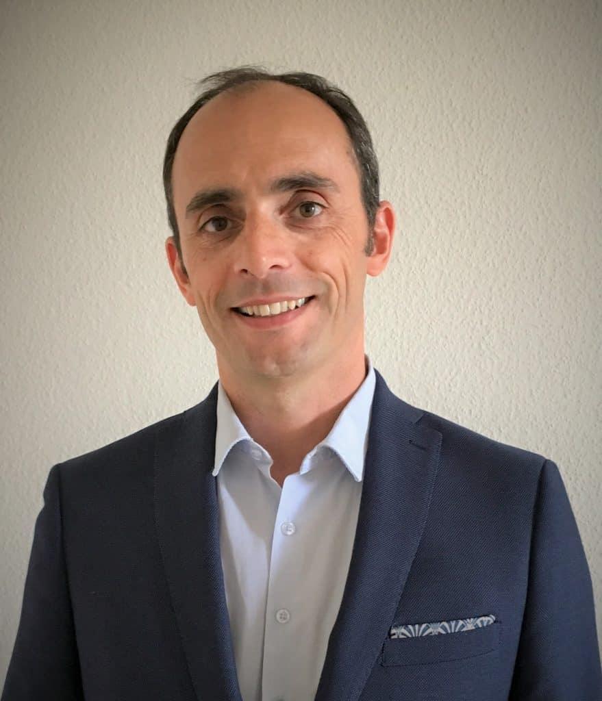 Sébastien Iva, nouveau président de la start-up lyonnaise Fab'entech, spécialiste des anticorps polyclonaux