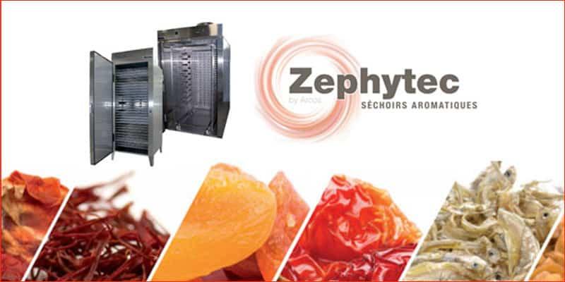 Solutions industrielles de séchage de fruits et légumes : la gamme de séchoirs CSA Zéphytec