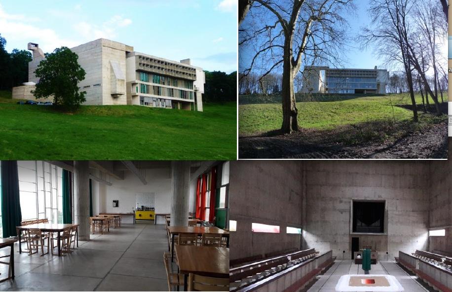 Séminaires: situé près de Lyon et classé au Patrimoine mondial de l'Unesco, le couvent de la Tourette s'ouvre aux entreprises