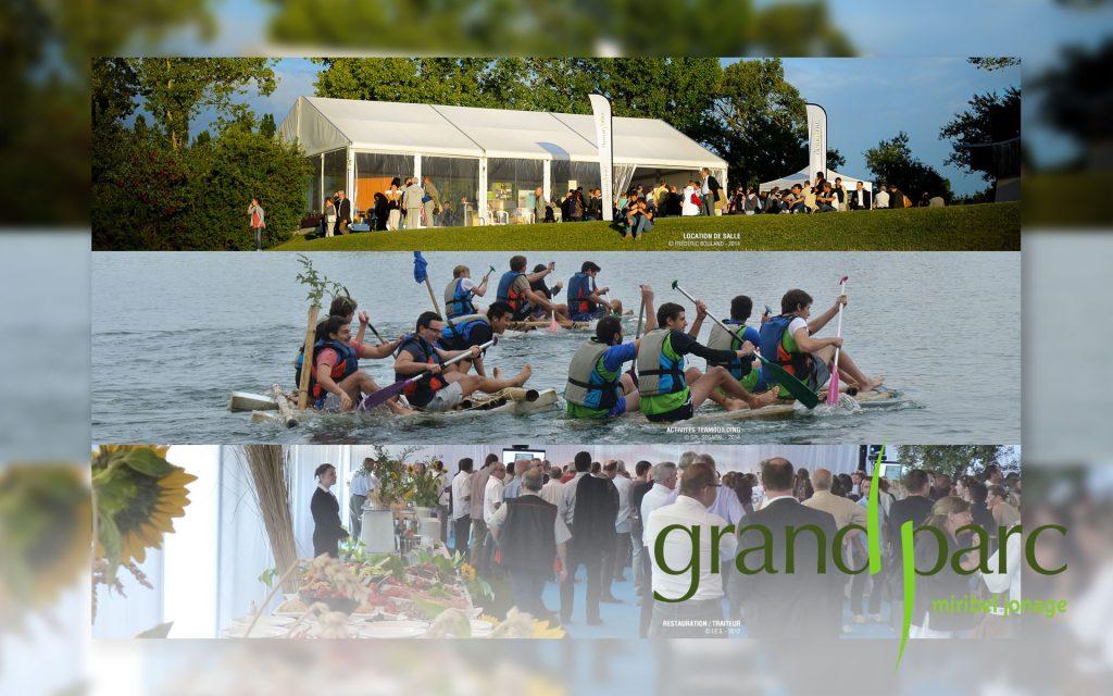 Au Grand Parc Miribel Jonage, les séminaires d'entreprises se mettent au vert pour la rentrée!