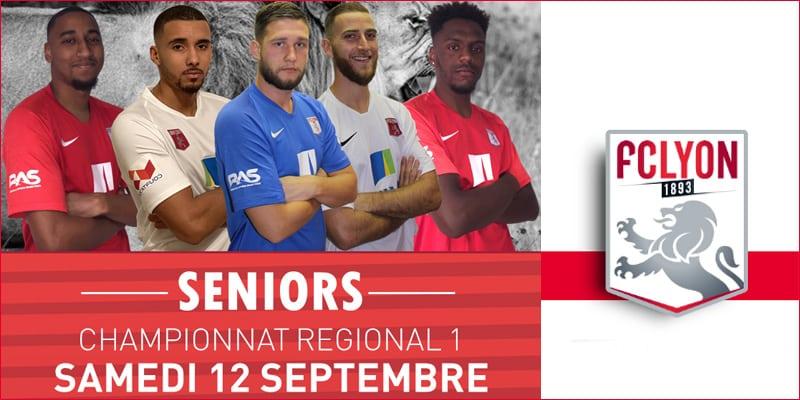 Le FC Lyon reçoit ses partenaires pour son match d'envoi du championnat [Communiqué]