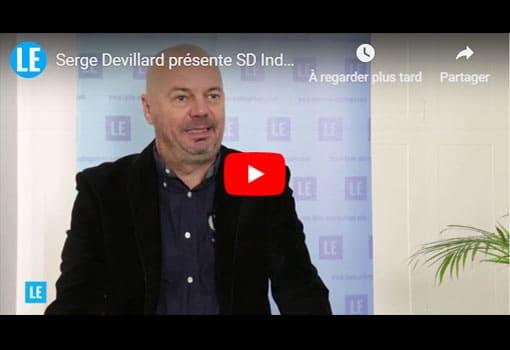 Serge Devillard présente SD Industries, fournisseur de matériels de soudage et d'outillage