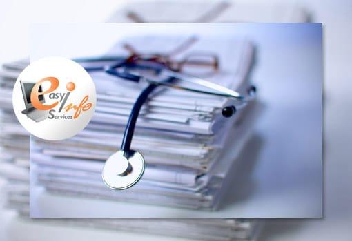 Saisie de données pour mutuelles, CHU, laboratoires et tous organismes de santé