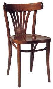Chaises Thonet En PinType De Bistrot WY9DHIE2