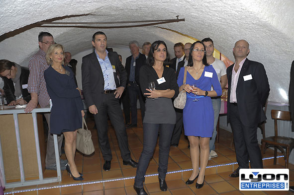 """Soirée Networking Club Les Plaisirs Gourmands au """" Restaurant Toque et Passion """" très réussie le 24.10.2012"""