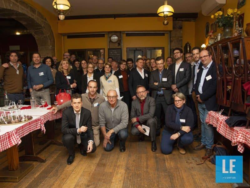 Retour sur la Soirée network Plaisirs Gourmands #62 au restaurant La Tête de Lard